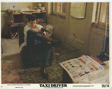 TAXI DRIVER photo ROBERT DE NIRO original 1976 color lobby publicity still