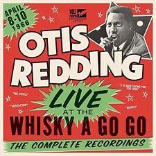 Live At The Whisky A Go Go (Ltd.Edt.6 CD Box) von Otis Redding (2016)