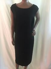 Nice women's plus size 24W Dress Barn Woman black dress outfit