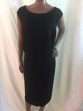 Nice women's plus size 24W Dress Barn Woman black dress outfit