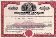 $25,000 Bond United Aircraft Corporation