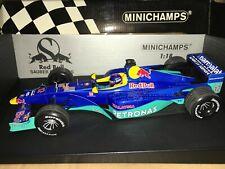 1:18 Minichamps #180990012 Pedro Diniz Sauber C18 #12 1999