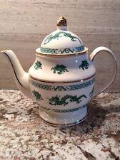 Rare Vintage Price Kensington English Teapot -- Dragons