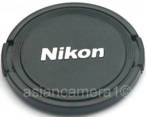 62mm Front Lens Cap For Nikon AF-S Micro 60mm f/2.8G ED Snap-on Dust 62 mm
