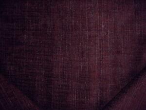 5-1/2Y Osborne & Little f6974-05 Lorn Plum Textured Chenille Upholstery Fabric