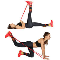 Extra Wide & Long Resistance Loops | Sports Resistance Bands | for Weight Loss