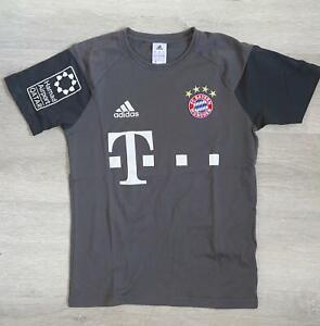 FC Bayern München Adidas Trainingstop Traininganzug Trikot Matchworn Gr.S