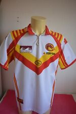 Maillot rugby PERPIGNAN DRAGONS CATALANS Taille XL USAP