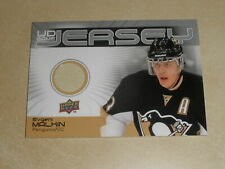 2010-11 Upper Deck Game Used Jersey #EM Evgeni Malkin