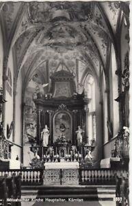 Kötschach, Kärnten, Kirche, Hauptaltar ngl G5044
