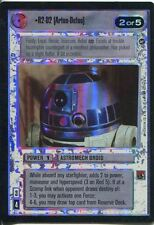 Star Wars CCG Reflections I Foil Card R2-D2