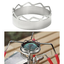 New listing Camp Stove Windshield Windscreen for BBQ Picnic Camping Equipment Cooker Stove