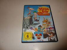DVD  Phineas und Ferb - Phineas, Ferb und Sensationen