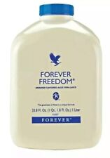 Forever Freedom Aloe Vera Drinking Gel New Sealed 1 Litre