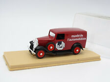 Eligor 1/43 - Citroen Rosalie Musée de l'Automobiliste