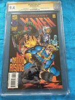 Uncanny X-Men #323 - Marvel - CGC SS 9.4 NM - Signed by Joe Madureira