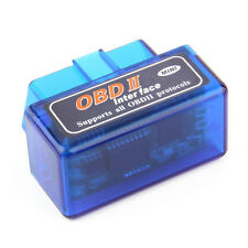 Mini OBD2 OBDII ELM327 V2.1 Auto Car Bluetooth Adapter Auto Scanner Torque 1×