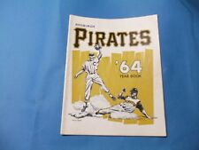 1964 Pittsburgh Pirate Yearbook