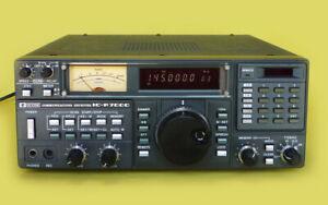 Icom Communications Receiver IC-R7000 HF/VHF/UHF/FM/AM Tested Working Fedex