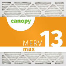 20x20x1 Canopy Filters MERV 13, Filter, 20x20x1, Box of 6