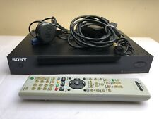 SONY SVR-HDT500B Freeview HD Video Recorder 500GB Hard Drive with Twin Tuner
