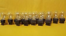 GE 3057 12V,27W,E40 clear glass automotive lamps,lot of 15,new !!!