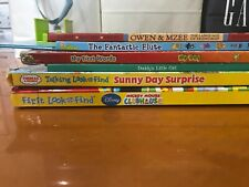Lot of 6 Baby Toddler Books Preschool Favorites Disney Thomas & Friends