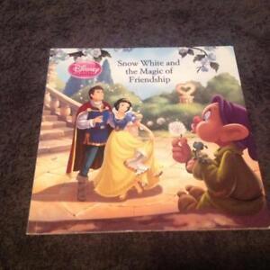 Snow White & the magic of friendship,A Disney Princess Book  Parragon Book