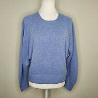 Vince Women's Wool & Cashmere Raglan Dolman Sleeve Pullover Sweater Size Small