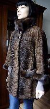 SALE Pelzmantel  Breitschwanz Persianer Pelz Pelzjacke fur coat  шуба