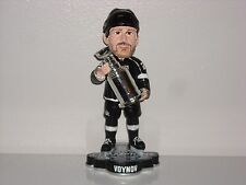 SLAVA VOYNOV Los Angeles Kings Bobble Head 2014 Stanley Cup Champs Trophy New*
