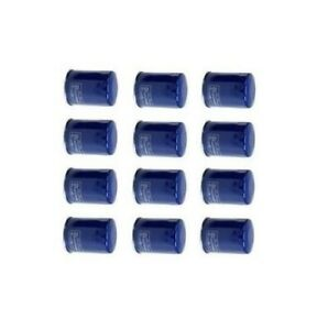 NEW Set of 12-Pieces Oil Filters for Honda & Acura