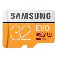 SAMSUNG EVO 32GB MICROSD HC CLASS 10 UHS-1 95MB/S MOBILE MEMORY CARD 32G MB-MP32