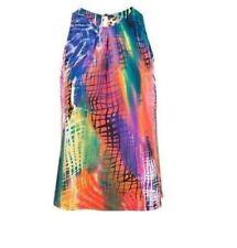 Unbranded Animal Print Polyester Vests for Women
