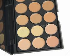 15Color Palette Set Kit Professional Foundation Makeup Concealer Face Camouflage