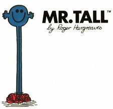 Mr. Tall (mr. Men And Little Miss): By Roger Hargreaves