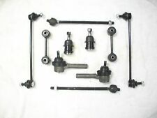 01-04 Caravan Town & Country Voyager tie rod end ball joint sway bar link kit