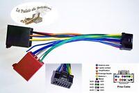 Câble adaptateur faisceau ISO 16 pin pour autoradio ALPINE