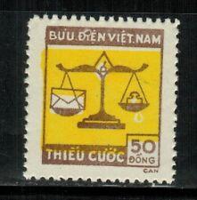 North Vietnam #J14 1955 MNH No Gum