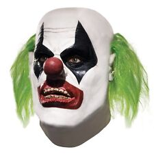NEW BATMAN ARKHAM CITY HENCHMAN Deluxe Adult Latex Mask EVIL CLOWN HALLOWEEN