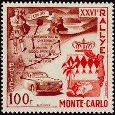 "MONACO N° 441 ""26e RALLYE AUTOMOBILE MONTE CARLO 100 F"" NEUF xx TTB"