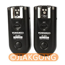 Yongnuo RF-603 C3 Wireless Remote Flash Trigger for Canon 7D 5D 40D  5D II