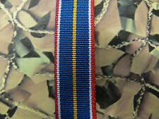 Medal Ribbon Miniature - National Service