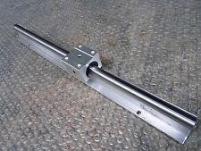 1 x SBR16-750mm  FULLY SUPPORTED LINEAR RAIL SHAFT + 1 SBR16UU Block bearing