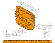BMW OEM 14-16 X5 Air Cleaner Intake-Air Duct Tube Hose 51747343798