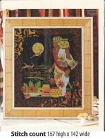 THE SPIRIT OF AFRICA   -     CROSS  STITCH PATTERN  ONLY   A0L2S