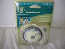 Lot of 25 Nos Ge Random Vacation, 7 Day Timer, General Electric Nip!
