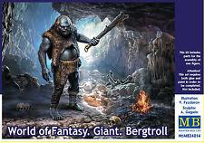 MASTER BOX™ 24014 World of Fantasy. Giant. Bergtroll in 1:24