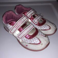 Girls Size 3 Hello Kitty Athletic Tennis Shoes Footwear Sanrio Sparkle-V Straps