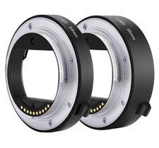 NEX AF Zwischenringe Automatik Makro 10mm & 16mm Sony E-Mount Kamera